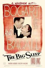 The Big Sleep Poster/The Big Sleep Movie Poster/Movie Poster/Poster Reprint