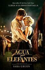 Agua para elefantes (libro de la pelicula) / Water for Elephants-ExLibrary