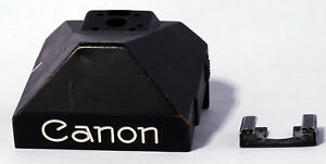 Genuine Canon Replacement Black Metal Viewfinder Top Plate for F1 F-1 Pre-Owned
