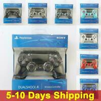 PS4 Controller PlayStation Game Console DUALSHOCK 4 V2 Wireless Official Sony