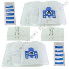 10 Sacchetti per aspirapolvere Miele S5211 Gn Tipo Aspirapolvere Hoover Sacchetti con 10 Air freshners & filtri
