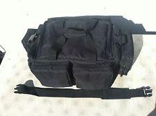 ULTIMATE RANGE BAG - 5 PADDED ZIPPER POCKETS - ADJUSTABLE SHOULDER SLING