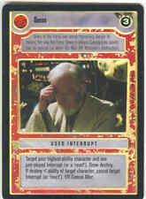 Star Wars CCG Tournament FOIL Sense LS Light Side
