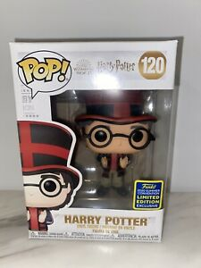 HARRY POTTER SDCC Quittich World Cup 2020 Exclusive Funko Pop Vinyl IN HAND #120