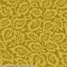 Peyton Place by Nancy Gere Green Leaves quilting fabric