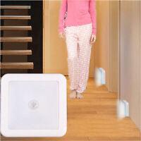 Lampada con sensore di movimento a led per corridoi e scale.