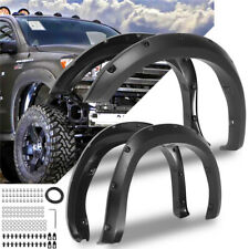 Fenders Flares Wheel Covers For 2007-2013 Toyota Tundra Pocket Rivet Bolt Style
