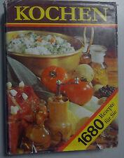DDR Kochbuch=Ein neues Rezeptbuch für alle /Backen/Brutzeln/Kochen/Mixen/OSU