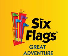 SIX FLAGS GREAT ADVENTURE NJ  $30.99 A PROMO SAVINGS TOOL
