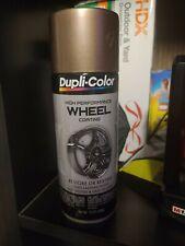 Duplicolor Hwp105 High Perf Bronze Wheel Rim Coating 12oz Aerosol Spray Paint