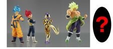 Bandai Dragon ball Z Super Movie Broly HG High Grade Real Figure 01 Set of 5