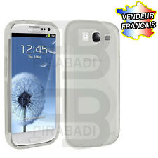 COQUE HOUSSE ETUI TPU SILICONE PROTECTION POUR SAMSUNG GALAXY S3 S 3
