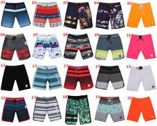 HURLEY 4Way Stretch Beachshorts Mens Swimwear Bermudas Shorts Surf Board Shorts