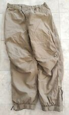 USMC Extreme Cold Weather Happy Suit Pants, Coyote, Size Large Reg, Made In USA