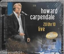 2 CD Howard Carpendale `20 Uhr 10 Live` Neu/OVP Das schöne Mädchen von Seite 1