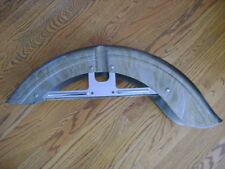 CUSTOM SKIRTED FRONT FENDER 1973-1999 SPORTSTER SUPERGLIDE XL XLCH FX FXE