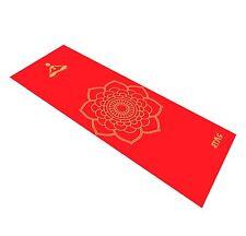 Stag Designer Yoga Mat, 6mm (Orange) UK