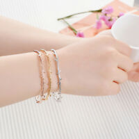 Simple Tree Branches Open Adjustable Bracelet Cuff Bangle Women Jewelry Gift