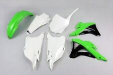 UFO Complete Plastics Kit 14 Original KAKIT222999 for Kawasaki KX85 2014-2020