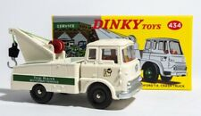 ATLAS 1/43 Dinky Toys 434 BEDFORD T.K CRASH TRUCK FULLY OPERATING WINCH MODEL