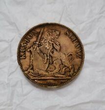 Médaille en plâtre SUISE 36  mm.