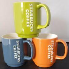 More details for starbucks coffee 3 mug set