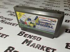 SUPER REAL BASEBALL '88 1988 NINTENDO FAMICOM NES 8 BIT GIAPPONESE JAP JP NTSC-J