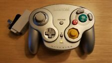 Nintendo GameCube Platinum Wavebird Wireless Controller with Receiver