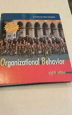 Organizational Behavior Eighth Edition (Hardcover  2003)