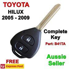 Fits Toyota Hilux Key Remote Car Key Transponder 2005 2006 2007 2008 Yaris 4D-67