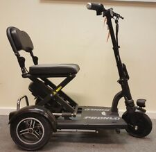 Pronto Folding Portable Mobility Scooter **MANUFACTURER REFURBISHED**