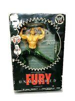 WWE Unmatched Fury Shawn Michaels Action Figure Toy DX Attire Wrestling Jakks