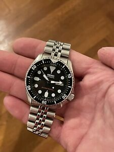 Seiko SKX007K2 Wrist Watch