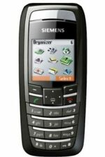 RARE SIEMENS AX72 MOBILE PHONE - ON VIRGIN WITH A NEW HOUSE CHARGAR AND WARRANTY