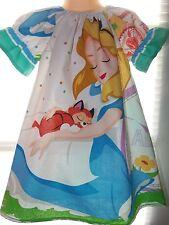 Alice in Wonderland   Dress One of Kine Girls Dress Size 4t/5t 22in Length