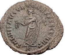 DIOCLETIAN 299AD Big Follis Authentic Ancient Roman Coin Carthago i63195