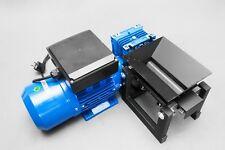 MACHINE FOR CUTTING TOBACCO SHREDDER PAPER TOBACCO HERBS 160MM 0,8 MM