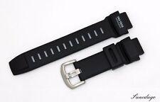 NEW Genuine Casio Bracelet montre Bracelet de remplacement Band PRG 280 1 Noir Original