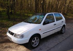 Heck-Windabweiser für Volkswagen VW Polo 3 6N 1994-1999 Schrägheck Hatchback 5tü