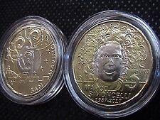 SAN MARINO 2017 moneta 5 EURO commemorativo MARCO SIMONCELLI in capsula