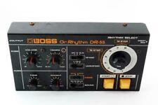 Boss Roland Dr Rhythm DR-55 Analog Drum Machine Sequencer Vintage operationcheck