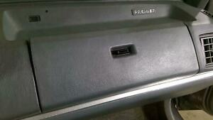 88-92 Eagle Premier Glove Box Assembly with Latch (Grey)