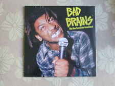 BAD BRAINS The San Francisco broadcast LP Live Old waldorf 82