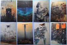 Zdzislaw Beksinski - Art poster - Variations