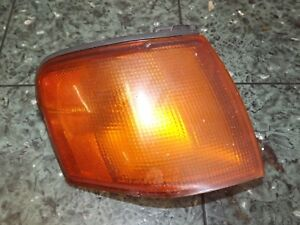 OEM 94-99 USDM Toyota Tercel L50 front left corner light / lamp lens 16-126 FR