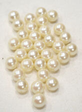 Beads Japanese Glass Luster Pearls 10mm