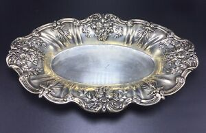 Reed & Barton Antique Sterling Silver Francis 1st Bowl Dish