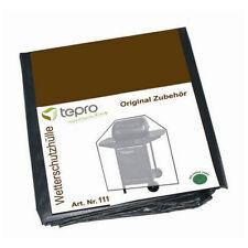 Tepro 111 Abdeckhaube klein Schutzhülle univerell einsetztbar schwarz NEU