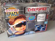 1999 Vintage Cyberspace Communication Walkie Talkie Bontempi Misb