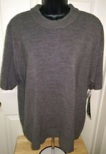 Sag Harbor NWT Womens Plus Gray Sweater Top Size 1X